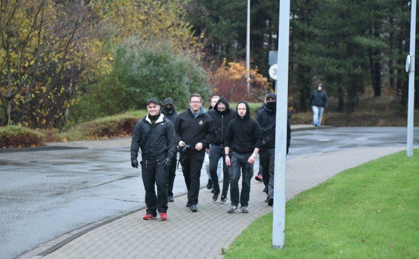 Nazis versuchen Konferenz gegen den TDDZ in Goslar zu stören